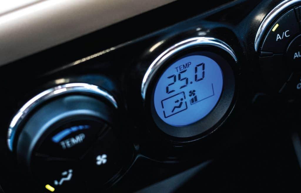 automotive TN display